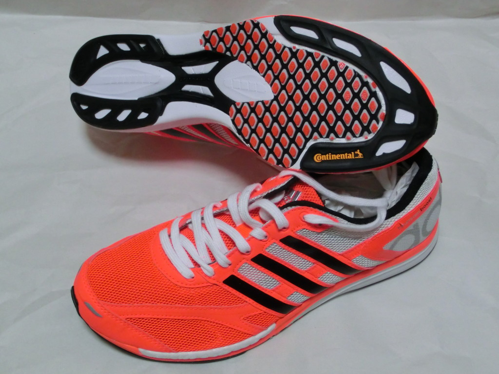 Thumbnail of adizero CS boost と adizero takumi ren boost 買った