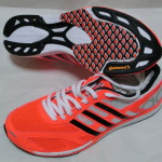 adizero CS boost と adizero takumi ren boost 買った