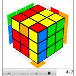 Web上でルービックキューブをアニメーションする CSS/javascript まとめ