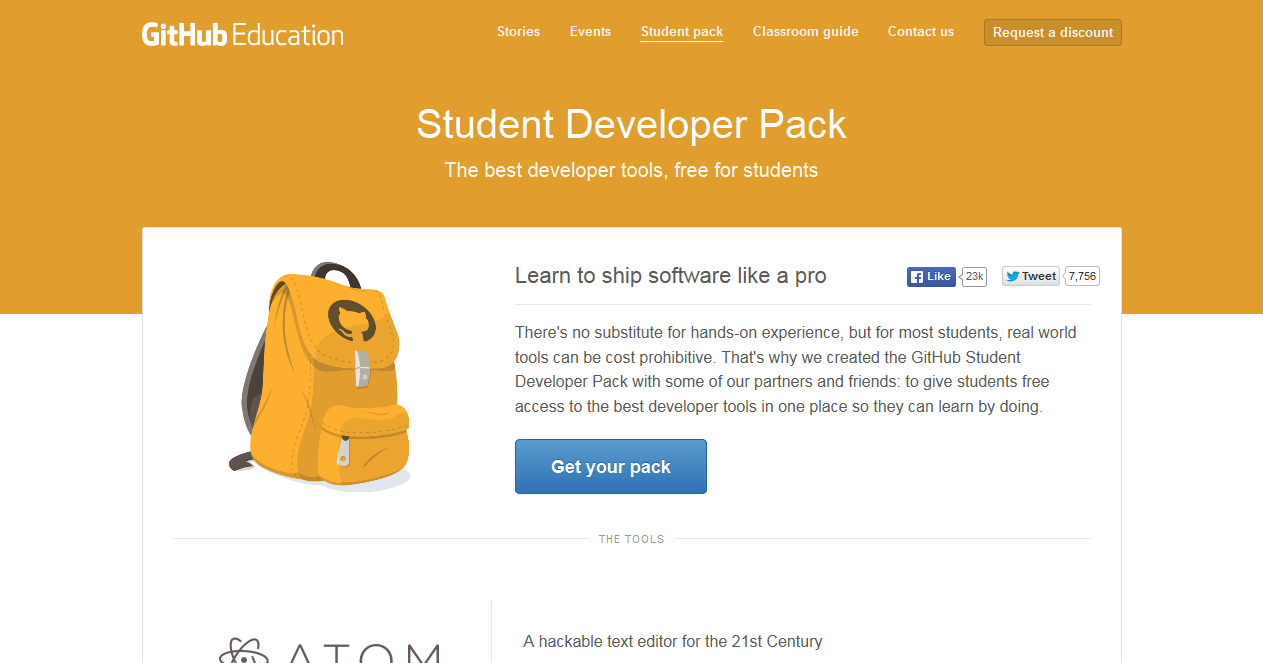 student_developer_pack