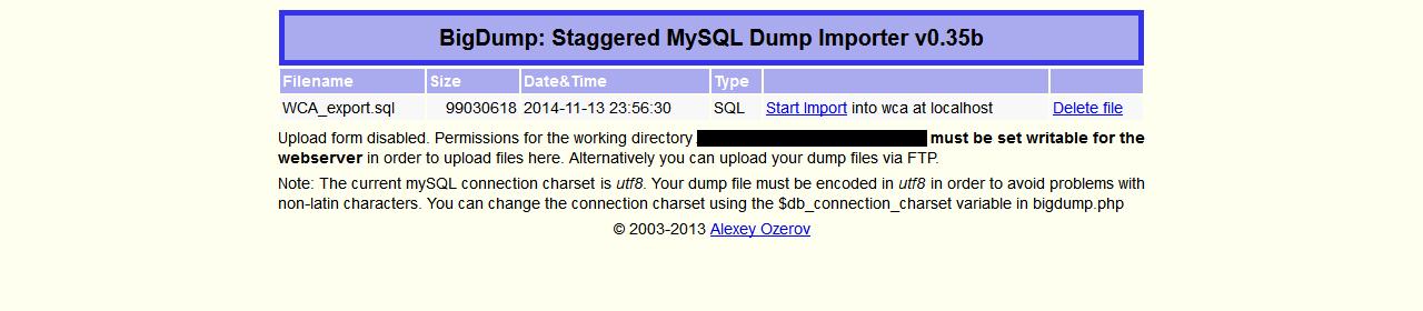 wcaexport-with-bigdump-1_4