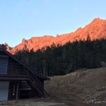 初冬の八ヶ岳 (阿弥陀岳・赤岳・横岳・硫黄岳) に登ってきました