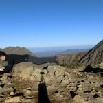2015年初冬八ヶ岳登山で撮った動画